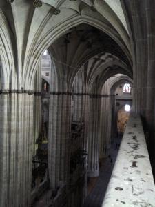 Catedral Nueva desde la tribuna