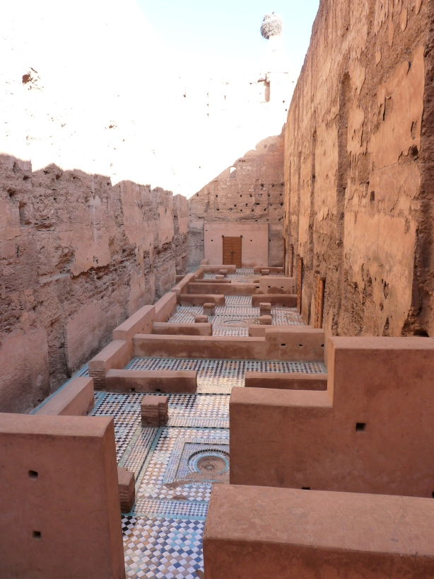 Ruinas del Palacio El Badi